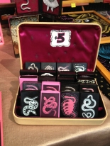 Embellished match boxes