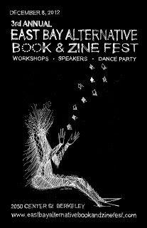East Bay Alternative Book and Zine Fest 2012