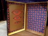 decorated box by Rani